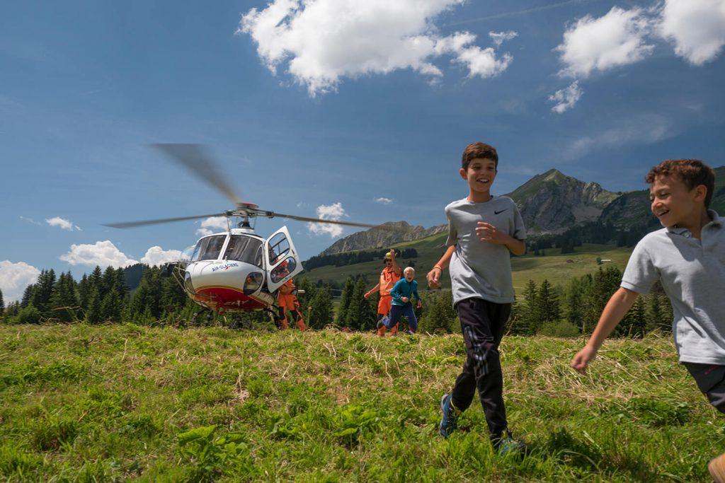 best summer camp Switzerland