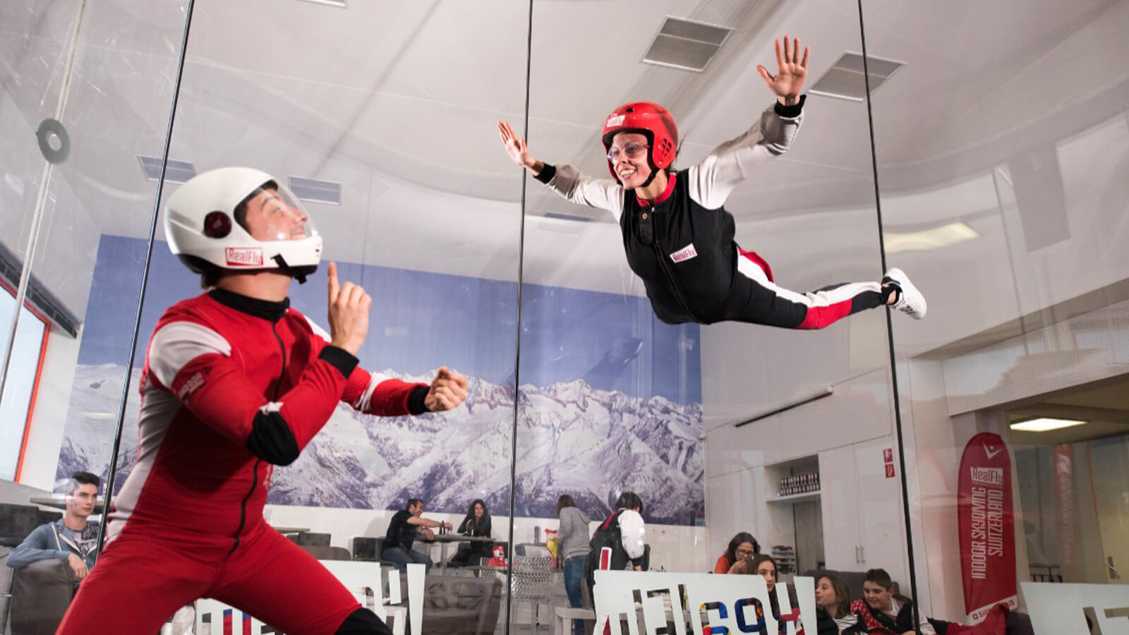 indoor skydive summer camp switzerland